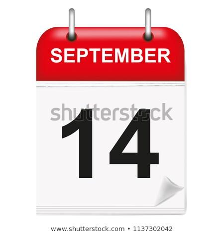 14th September Stock photo © Oakozhan