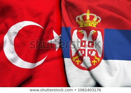Flagi selektywne focus Europie kraju Zdjęcia stock © stevanovicigor