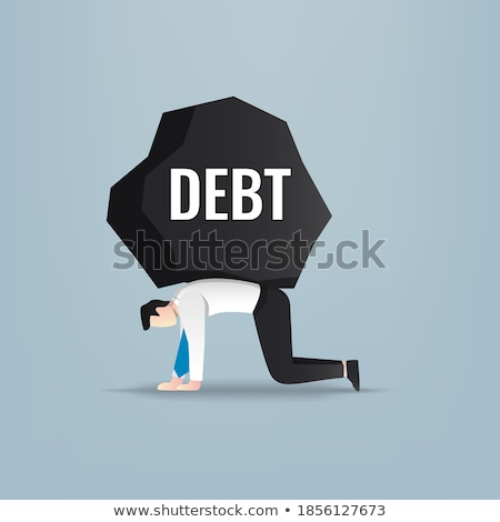 managing debt challenge stock photo © lightsource