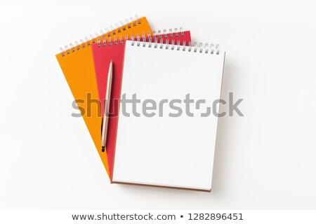 kalemler · renkli · yalıtılmış · beyaz · kalem · boya - stok fotoğraf © alinamd