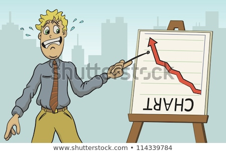 Misleading Statistics Stock photo © Lightsource