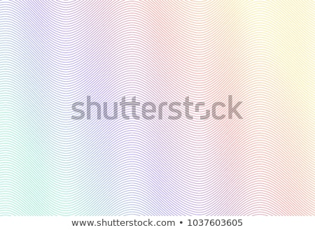 Guilloche texture vector background template Stock photo © studioworkstock