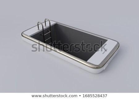 телефон нижний Бассейн Сток-фото © IS2