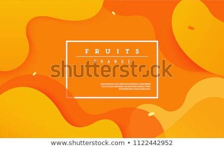 abstract fluid color gradient style background Stock photo © SArts