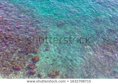 Foto stock: Ver · vulcão · Nápoles · cidade · paisagem · fundo