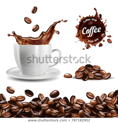 koffie · uit · mok · business · abstract - stockfoto © loopall