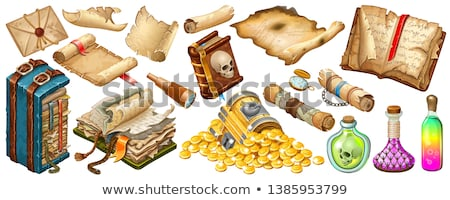 Spell it out coin Stock photo © bluering
