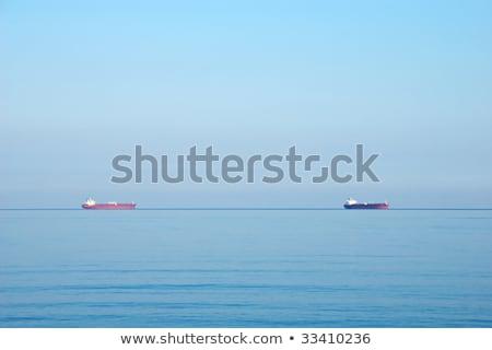dev · lüks · su · deniz · mavi - stok fotoğraf © galitskaya
