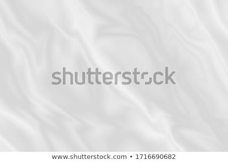 Smooth satin drapery Stock photo © montego