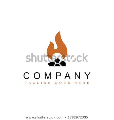 Szauna tűzhely gyógyszer lámpa fürdő tiszta Stock fotó © nomadsoul1