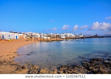 Lanzarote island Stock photo © arocas