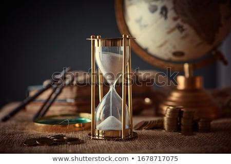 Imagine de stoc: Marin · fundal · vară · nisip · cadou · coajă