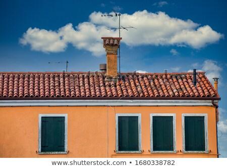 venice roofs stock photo © tannjuska