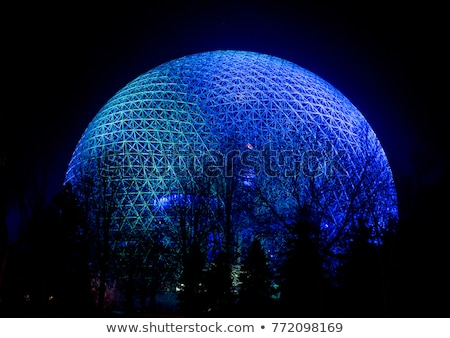 Montreal Biosphere Stock photo © 3523studio