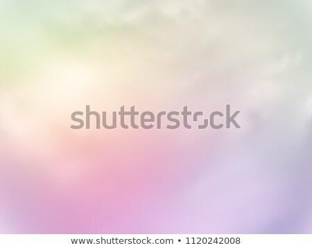 Zümrüt gökyüzü doku bulutlar soyut Stok fotoğraf © dutourdumonde