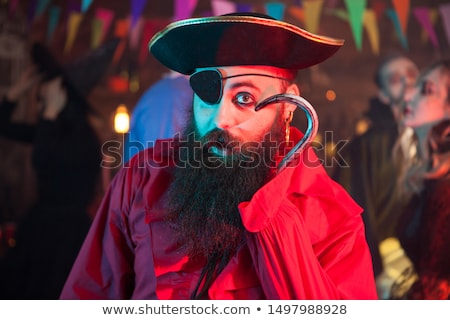 portrait of a woman in pirate costume stock photo © photography33