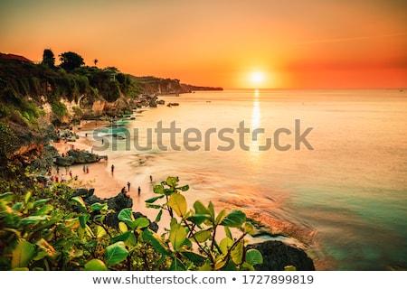 Bali coastline Stock photo © Witthaya
