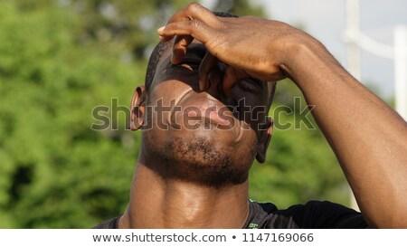 Jock Smell Stock photo © blamb