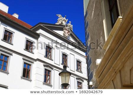 Palace of Hungarian Royal Chamber, Bratislava, Slovakia Stock photo © phbcz