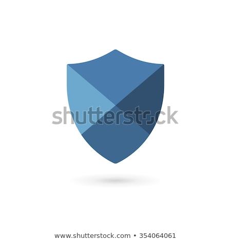 Absztrakt címer ikon üzlet terv ipar Stock fotó © cidepix