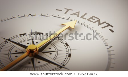 We are Recruiting - Gold 3D Words. Stock photo © tashatuvango