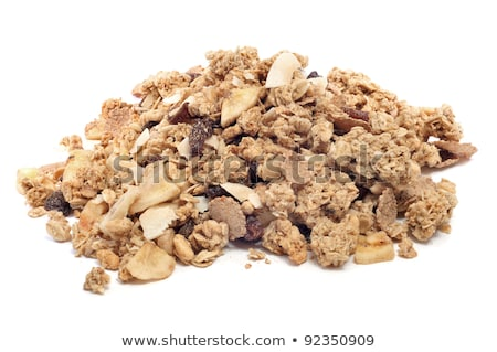 Bran breakfast cereal with sultanas Stock photo © raphotos