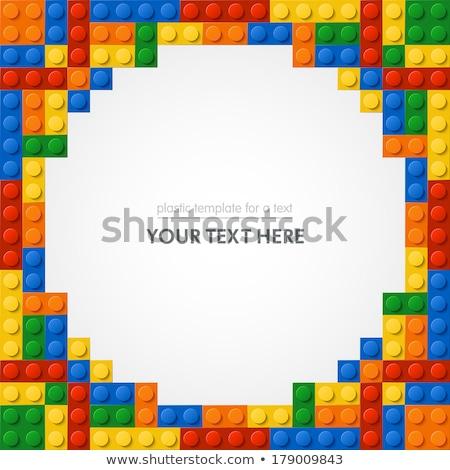 Quality - Concept Multicolor Puzzle. Stock photo © tashatuvango