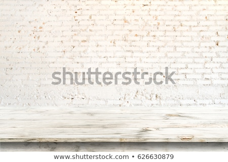 Brickwall as Background for Product Placement Stock photo © stevanovicigor