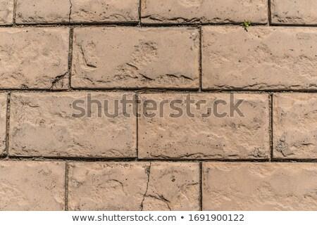 Kamień kamieniarstwo streszczenie tle architektury Zdjęcia stock © shawlinmohd