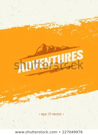 adventure background stock photo © netkov1