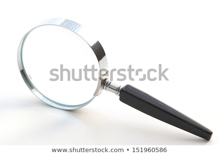 Read word and magnifying glass Stock photo © fuzzbones0
