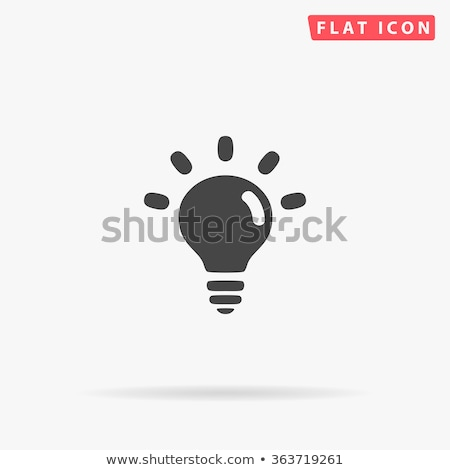 cool light bulb Stock photo © tracer