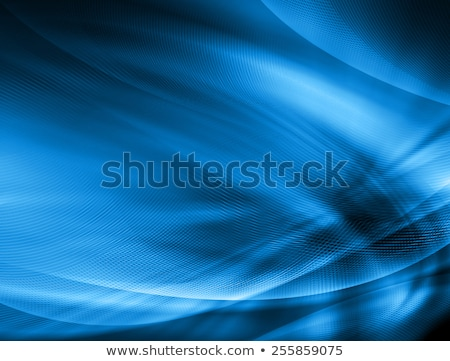 Blue abstract beams background Stock photo © saicle