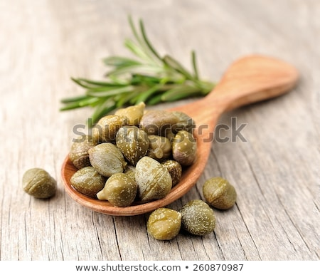 Pikled capers  Stock photo © Masha