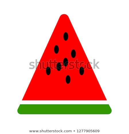 Zoete watermeloen vruchten smakelijk selectieve aandacht Stockfoto © stevanovicigor
