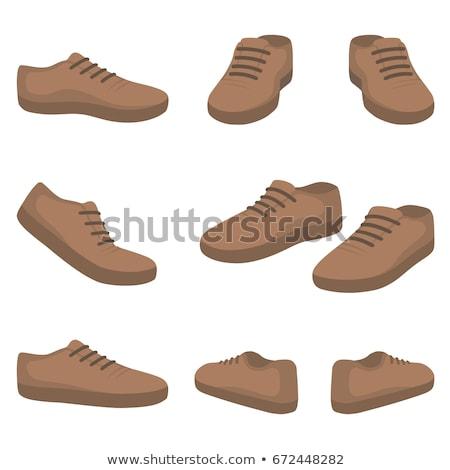 Male shoe 4 Stock photo © sifis