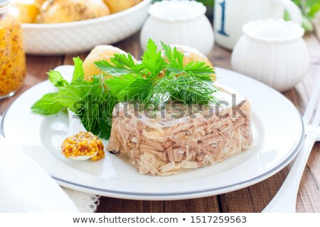 Aspic Stock photo © gsermek