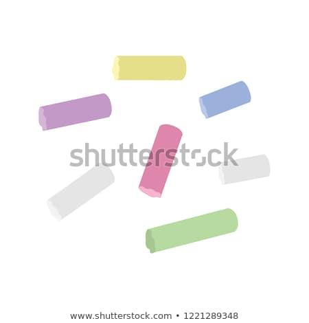 kleurrijk · school · naadloos · krijt · boord - stockfoto © sonya_illustrations