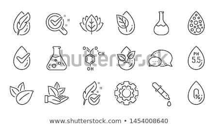 veer · handtekening · zwarte · witte · geschiedenis · object - stockfoto © smoki