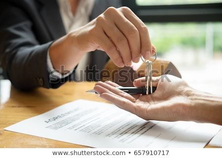 Real Estate Key Stock photo © Lightsource