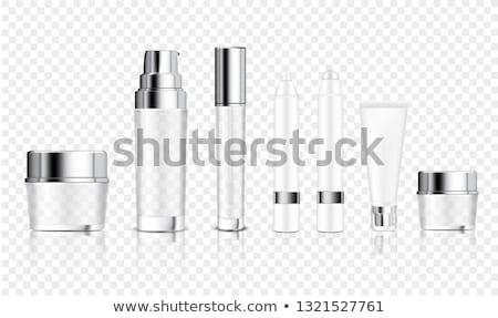 vide · verre · tube · scientifique · verrerie · fond - photo stock © Macartur888