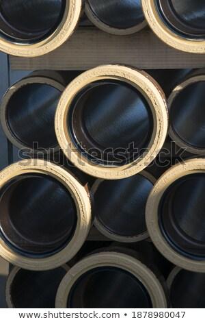 earthenware pipes Stock photo © prill