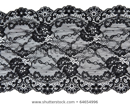 preto · forma · flor · branco · textura - foto stock © ruslanomega