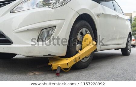 a wheel block stock photo © johnnychaos