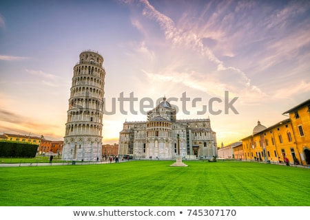 Duomo Cathedral in Pisa, Tuscany, Italy Stock photo © vladacanon