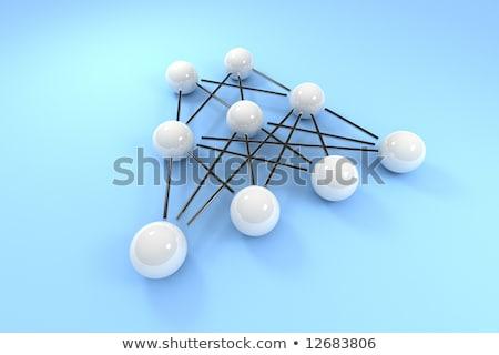 Neural topology Stock photo © creisinger