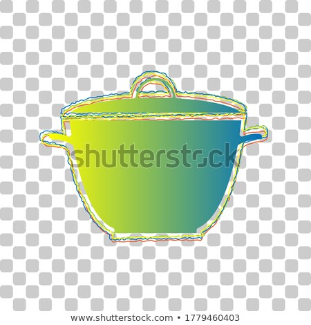 Four saucepans Stock photo © photography33