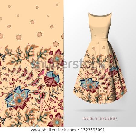 Bright tracery dress Stock photo © RuslanOmega