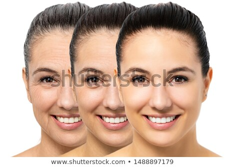Three time the same woman. Stock photo © photography33