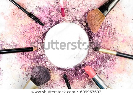 purple Cosmetic pencils Stock photo © shutswis